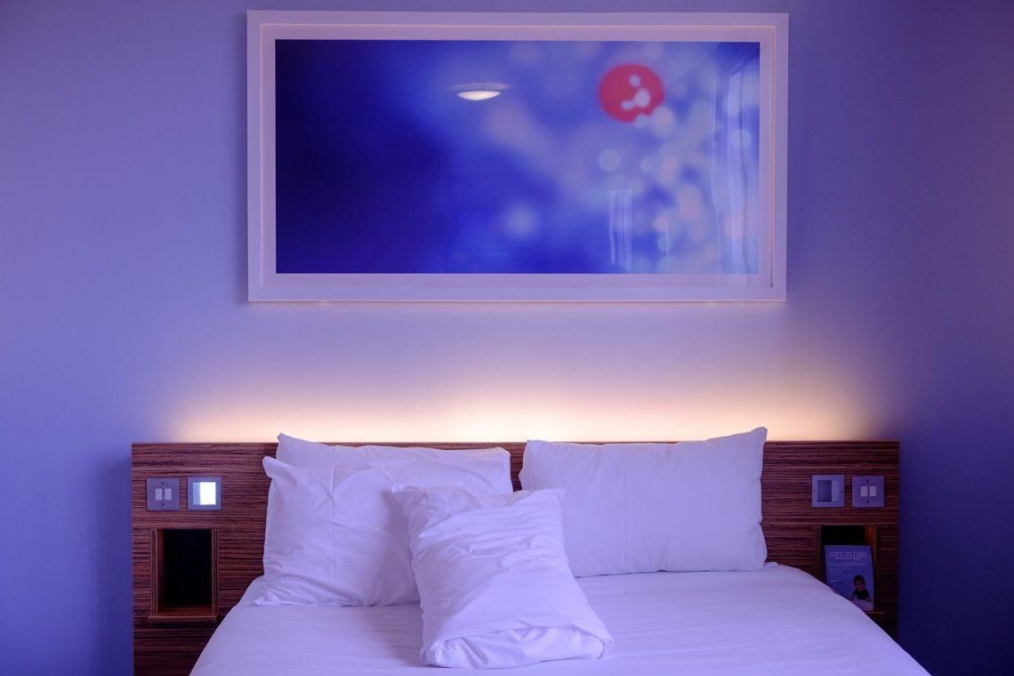 hotel w holandii