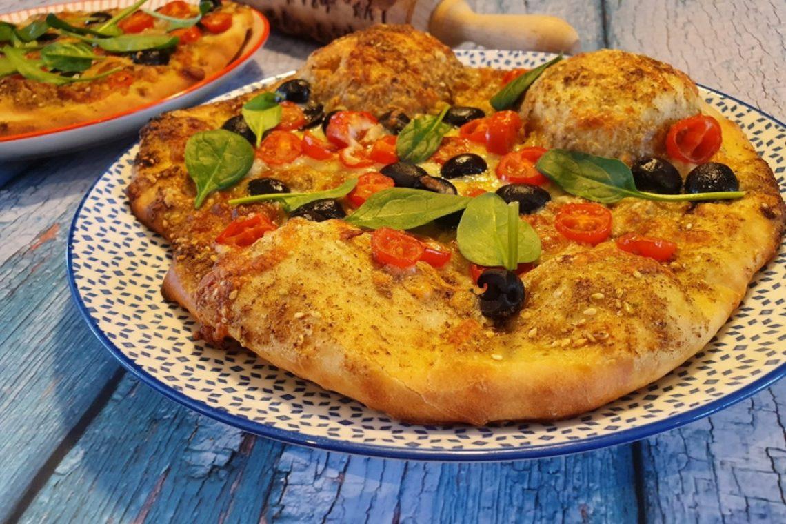 pizza arabska