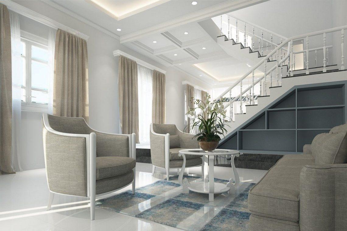 mieszkanie glamour